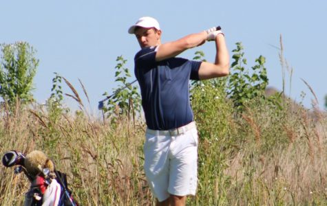 Talon Supak looks to defend NCAA regional golf title