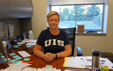 New Executive Director of UIS Student Union announced