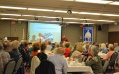 Lunch-in discusses UIS's international approach to food