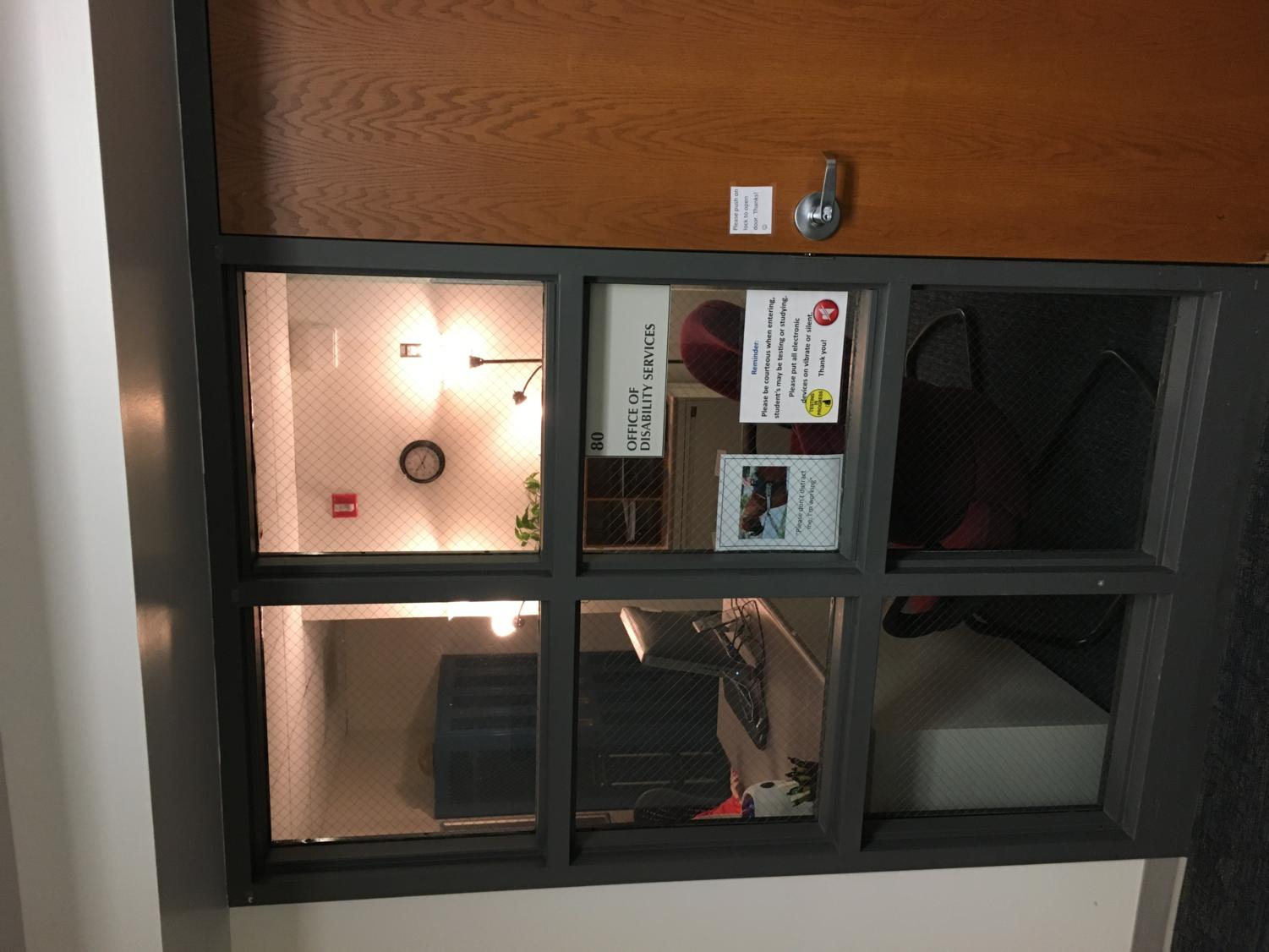 The Office of Disability Services is located in the Human Resources Building