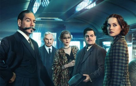 'Murder on the Orient Express' charges full steam ahead