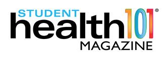 The student health publication is available at uis.readsh101.com