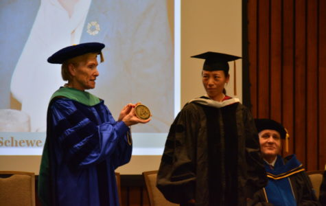 UIS English Professor Received Honored Professorship