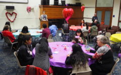 I.S.F Celebrates 2018 Valentine's Day on Campus