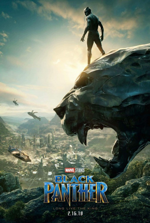 Black Panther meets the standard, but not the hype
