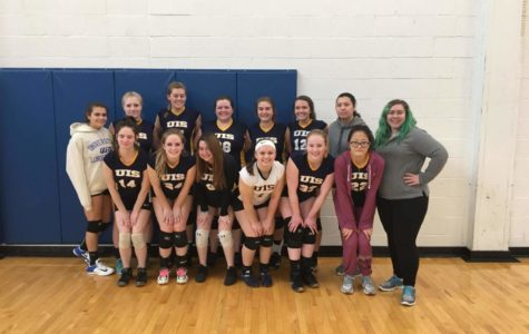Women's Club Volleyball Places 2nd in Tournament