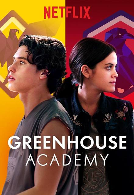Greenhouse Academy: A New Show from Netflix