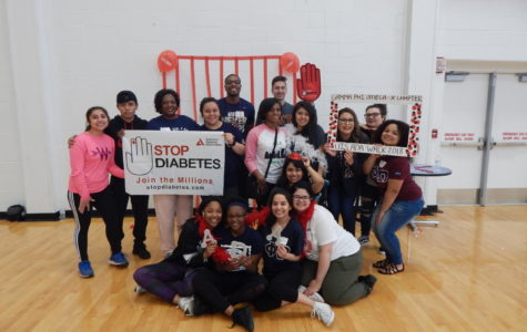 Gamma Phi Omega Sorority Hosts Charity Walk
