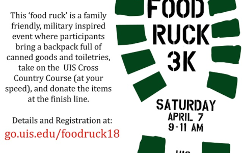 2nd Annual Food Ruck 3K at UIS