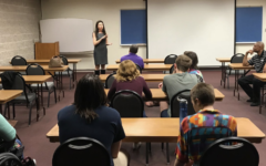 "U.S. House Candidate Betsy Londrigan Visits UIS College Democrats to Discuss ""Women in Politics"""