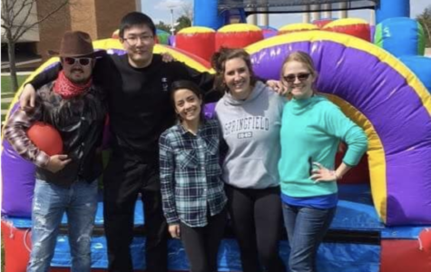 Residence Life's Annual Event: WestxCreational