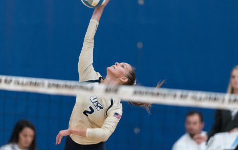 Prairie Stars Volleyball Wins Two Matches  On Saturday, Including GLVC Opener
