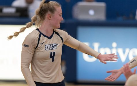 University of Illinois Springfield Prairie Stars Volleyball Bounce Back With Win Over William Jewell