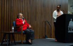 Civil Rights Activist Talks About Experiences, Philosophy