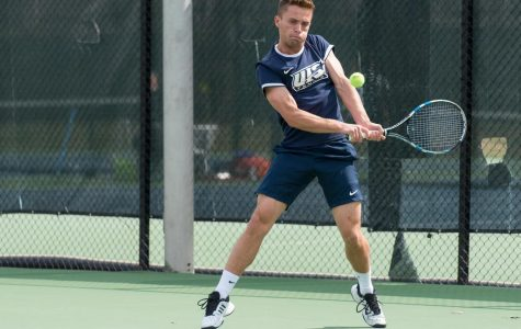 Sam Clarke Wins 100th Career Match At Eastern Illinois Fall Invitational