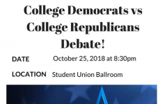 College Democrats and Republicans Will  Square Up in Midterm Election Debate