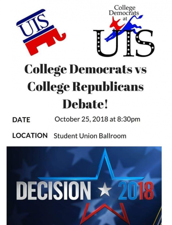 College+Democrats+and+Republicans+Will++Square+Up+in+Midterm+Election+Debate