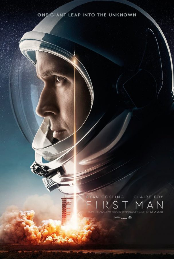 First Man: First-Class Setting, Second-Class Characters