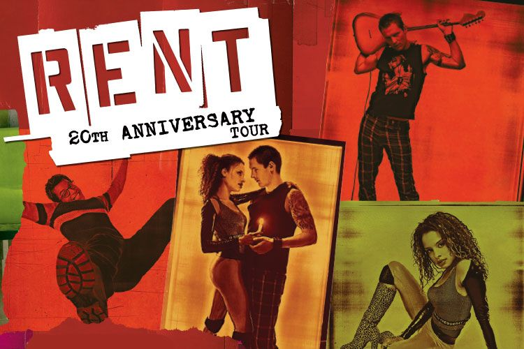 RENT at UIS: 20th Anniversary Tour