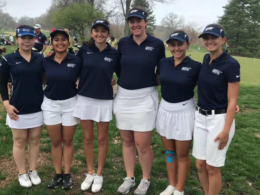 Women%27s+Golf+Qualifies+For+NCAA+Regional+Championships+For+Fourth+Straight+Season