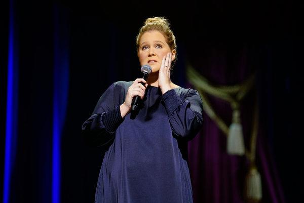 Review of Amy Schumer: Growing