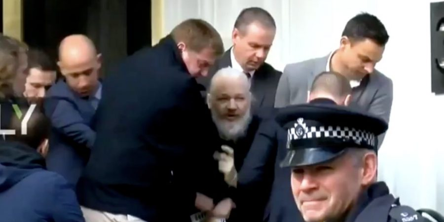 Assange's Arrest Threatens Journalism