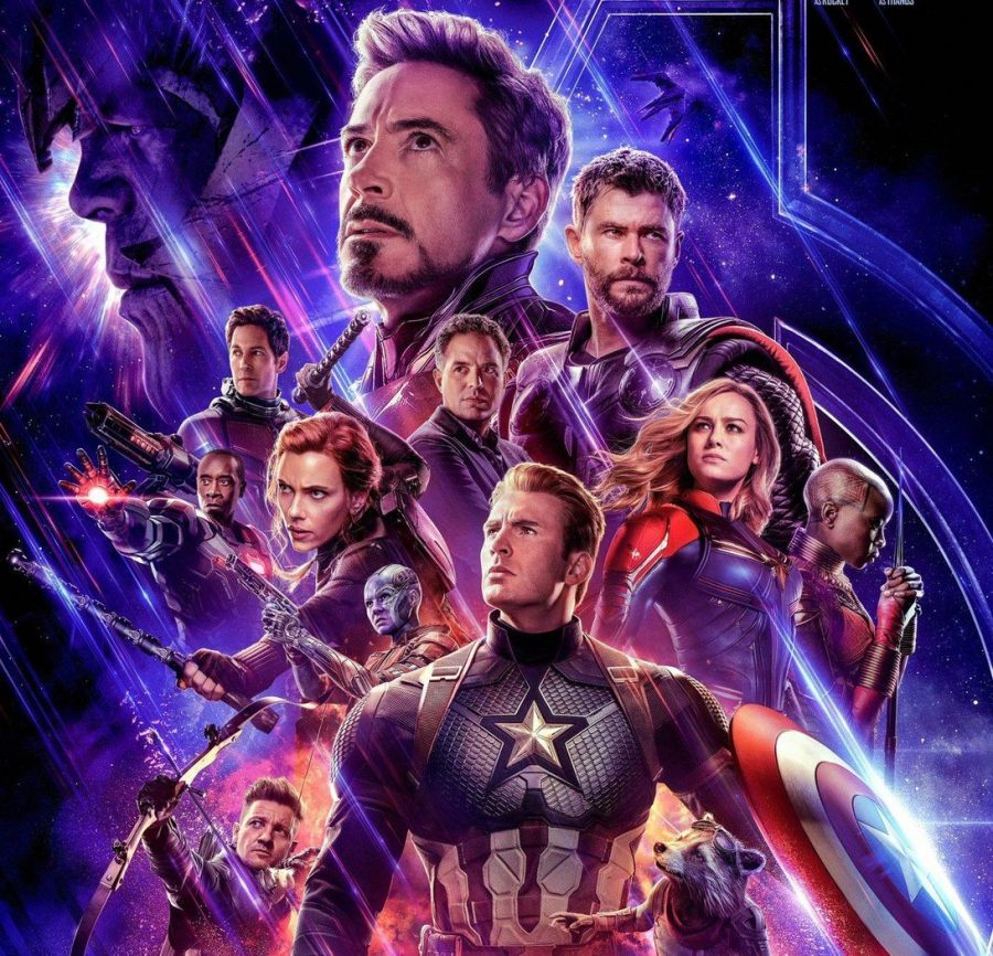 Avengers%3A+Endgame+Sticks+The+Landing