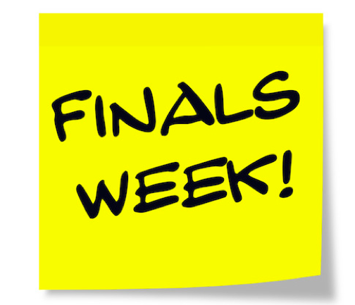 The Dos and Donts: Finals Week
