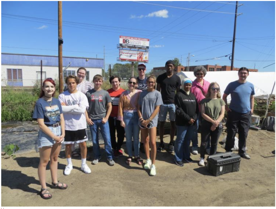 UIS Students Dig into Local History