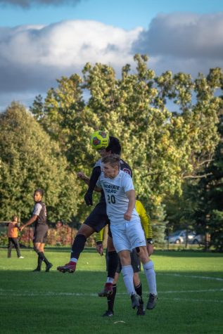 Men's Soccer Scores Season-High Five Goals In Win Over Quincy