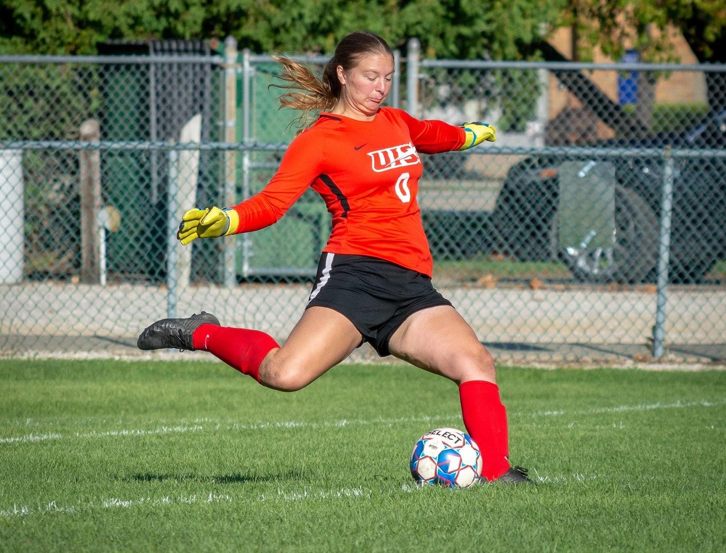 Women's Soccer Contains Rockhurst For 45 Minutes, Before Hawks Score Three Times In Final Half