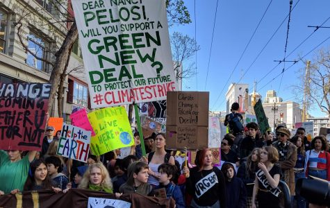 UIS Students Stand Up Against Climate Change