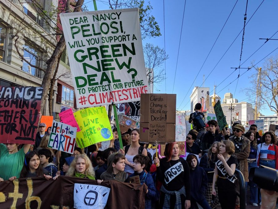 UIS+Students+Stand+Up+Against+Climate+Change