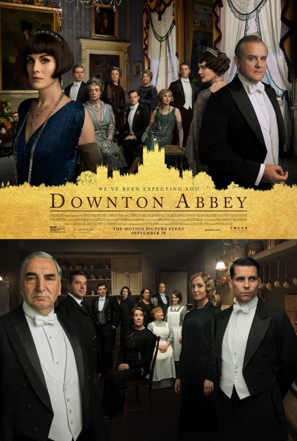 Downton Abbey is a Care Bears Movie