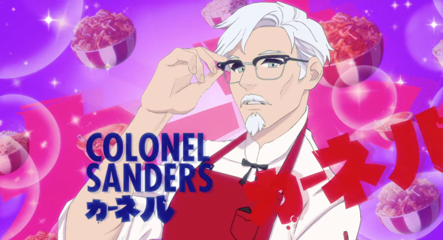 I Love You, Colonel Sanders