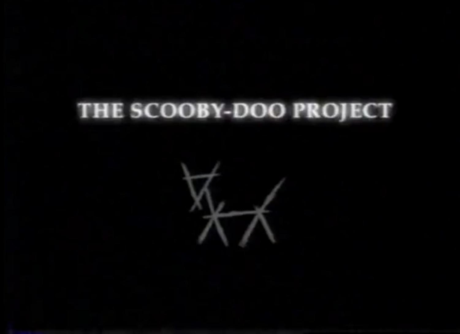 The Scooby-Doo Project