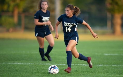 Juhlin Scores Again For Women's Soccer, But Prairie Stars Fall To Southern Indiana