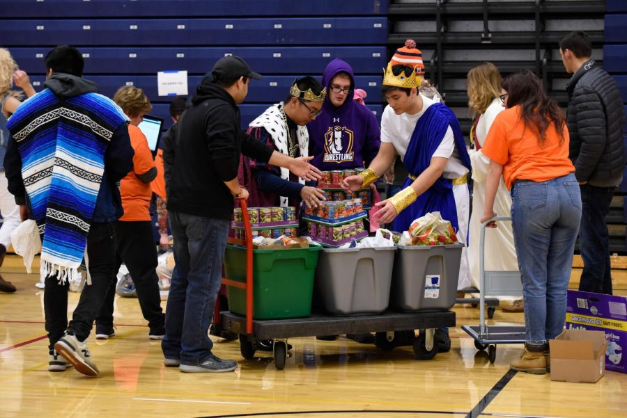 Trick or Treat for Canned Goods 2019 and UIS Cares