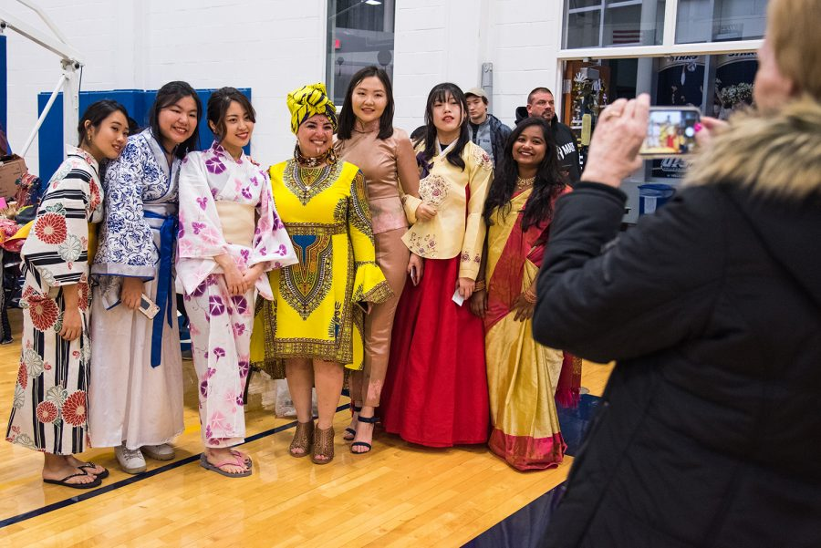 International Student Office along with International Student Association co-host the 2019 International Festival