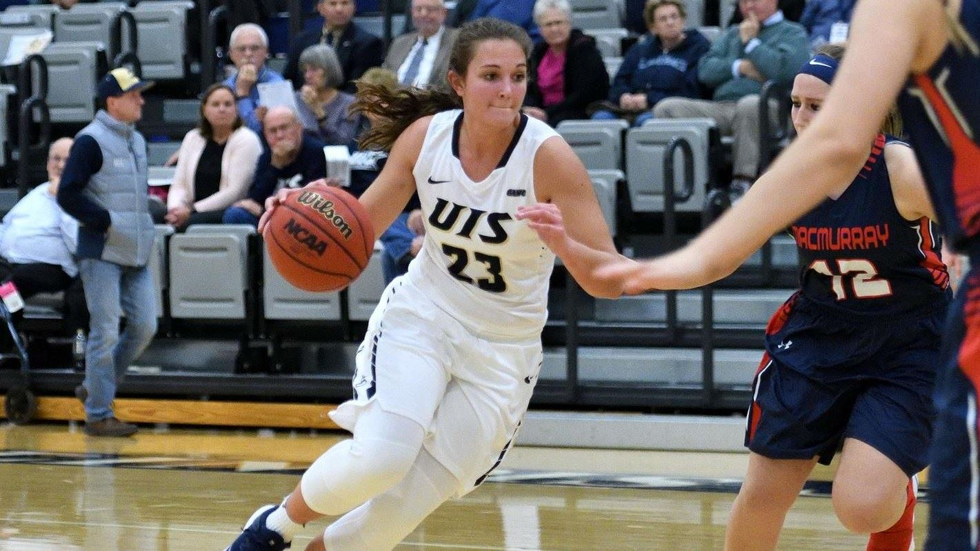 Women's Basketball Outscores NCAA Division I Bradley In Second Half