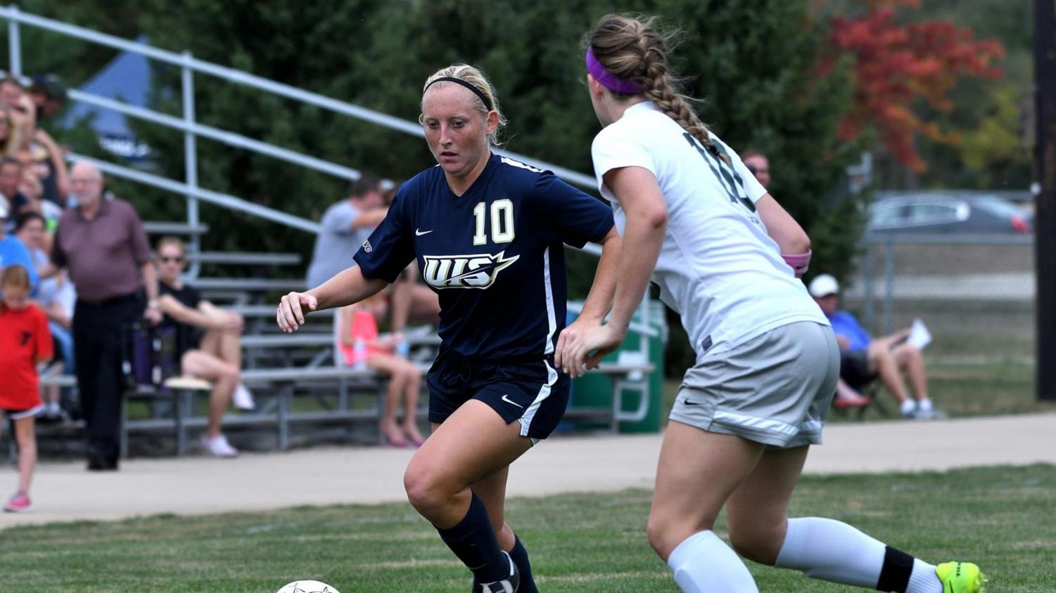 Women's Soccer Ends Season With Overtime Loss
