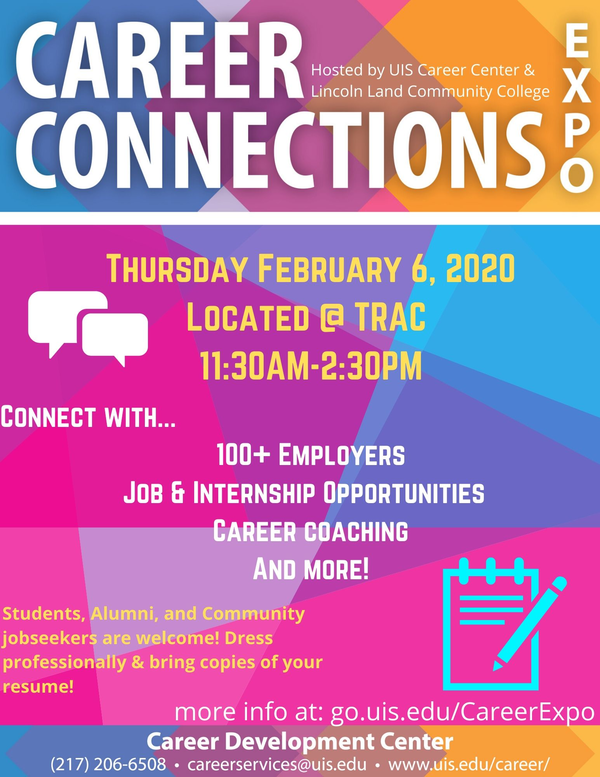 HOW TO: THE CAREER CONNECTIONS EXPO