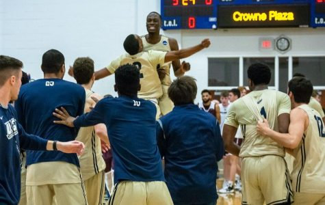 MEN'S BASKETBALL DEFEATS SECOND STRAIGHT RANKED OPPONENT WITH OVERTIME WIN OVER INDIANAPOLIS