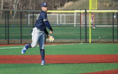 BASEBALL HITS TWO GRAND SLAMS AND SCORES NINETEEN RUNS IN TWO WINS ON SATURDAY