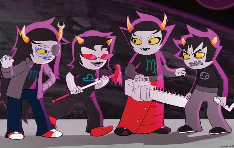 OF HOMESTUCK  AND UNDERTALE