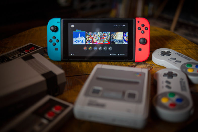 Switch Shortage And Resale Debate The Journal
