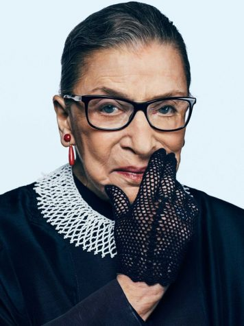 Honoring the Notorious R.B.G.