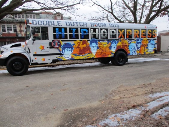 A Look at the University of Illinois-Funded Hip-Hop Xpress