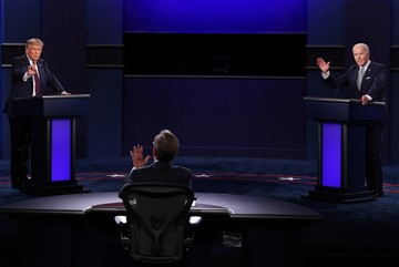 An In-Depth Look at the First Presidential Debate of 2020
