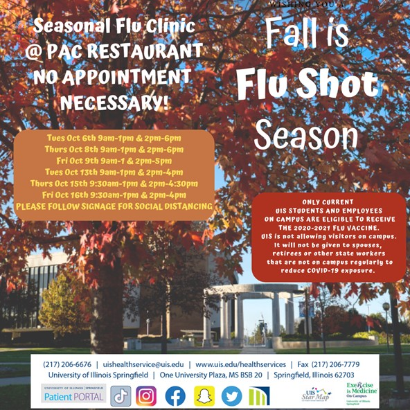 The Incoming Storm: COVID-19 and Flu Season